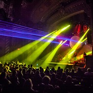 A cannabis consumption event is coming to Ypsi, complete with a Pink Floyd cover band and laser show