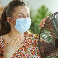 CDC is all like, use a window fan if you plan on celebrating upcoming holidays indoors, that should be fine