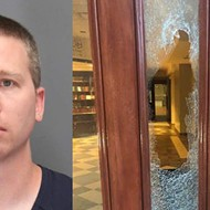 Oakland County police say mosque vandalized by white man not a hate crime