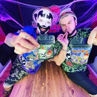 Insane Clown Posse's Shaggy 2 Dope and the Creep are dropping limited-edition Halloween-themed weed