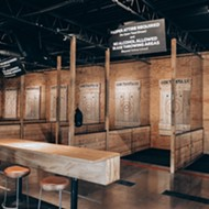 Detroit Axe is now open inside Corktown's new entertainment space The Yard