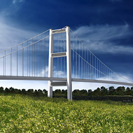 International bridge that hasn't been built yet wins prestigious award