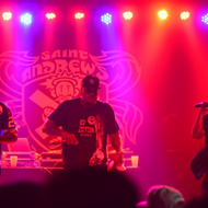 Show review: The Lox at St Andrews Hall on Saturday, March 4