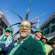 A selection of St. Patrick's Parade Day and St. Patrick's Day parties