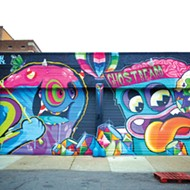 A guide to the Motor City's driveable outdoor art