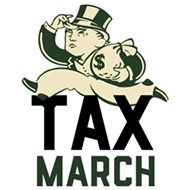 April 15 'Tax March' protests call on Trump to release his tax returns