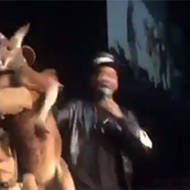 Update: Mike Epps apologizes for Detroit kangaroo incident