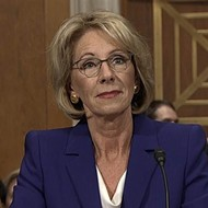 Betsy DeVos said she's not a 'numbers person' and we're honestly not shocked