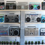 'Say it Loud' exhibit celebrates the boombox in Detroit