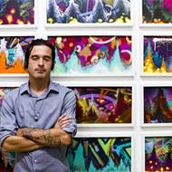 Reflecting on the life of street artist Jordan 'Tead' Vaughn