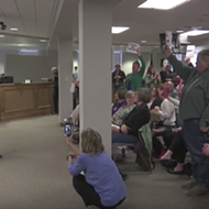 U.S. Rep. Tim Walberg's town hall meeting in Jackson was a hot mess