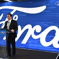 Ford reportedly to fire CEO Mark Fields amid race for driverless tech