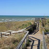15 low-key beaches within driving distance of Detroit
