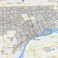 Tracing fault lines in the latest map from the Department of Neigborhoods