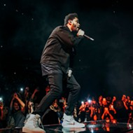 The Weeknd headed to Little Caesars Arena in November