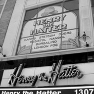 Henry the Hatter might not leave Detroit after all