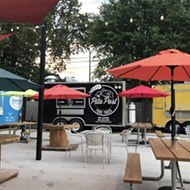Detroit Fleat food truck park and 'boozery' opens today in Ferndale