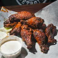 Sweetwater Tavern's chicken wings go mobile with the launch of a food truck