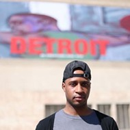 Local artist helps promote 'Detroit' film
