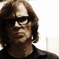 Mark Lanegan's music crosses dark borders, but he's pretty copacetic