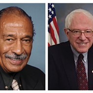 Rep. John Conyers and Sen. Bernie Sanders to talk single-payer health care tonight in Detroit