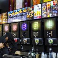 """Taco Bell has not applied for a liquor license for new Royal Oak """"Cantina"""""""