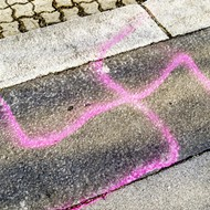 Royal Oak gets hit with swastika symbols, police seeking tips