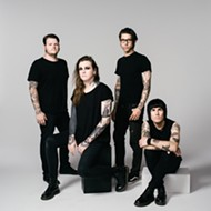 Punk rockers Against Me! will perform at the Majestic on Sunday