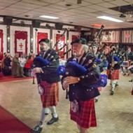 Great Scot! Pipers and dancers to take over Commonwealth Club next week