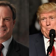 Bill Schuette can't stop sucking up to Trump and Trump voters