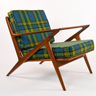 Hundreds of mid-century treasures will be auctioned off at WSU's McGregor building