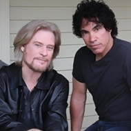 Daryl Hall and John Oates are touring with Train, coming to Detroit