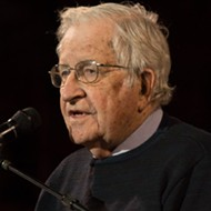 Chomsky: Trump is 'accelerating the race to disaster' for planet Earth