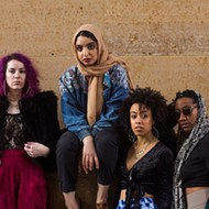 Detroit intersectional femme art collective to take over the Schvitz