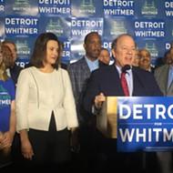 Detroit Mayor Duggan endorses Gretchen Whitmer for Michigan governor
