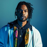 Sex-music maker Miguel is coming to Royal Oak Music Theatre