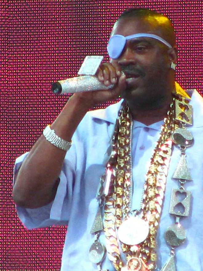 SLICK RICK VIA FLICKR, USER CHARICE L.