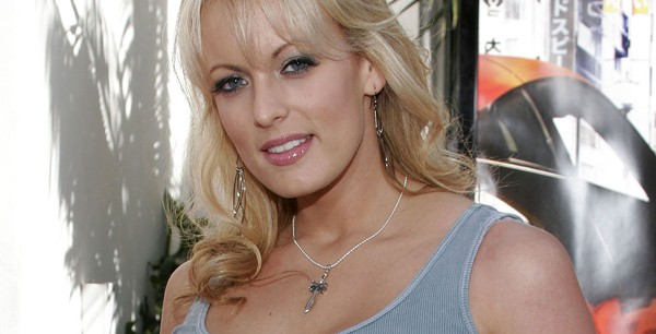 Stormy Daniels. - COURTESY PHOTO