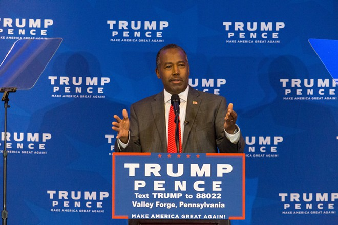 Ben Carson. - COURTESY PHOTO