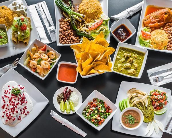 Dishes at Señor López. - COURTESY PHOTO