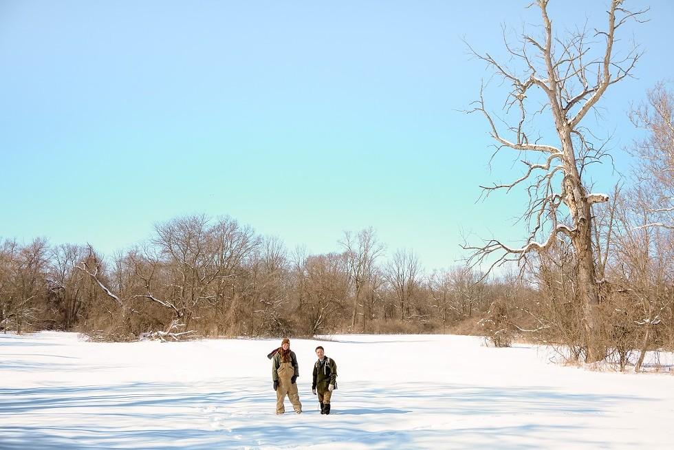 Rouge Park's Scout Hollow  campsite. - NOAH ELLIOTT MORRISON