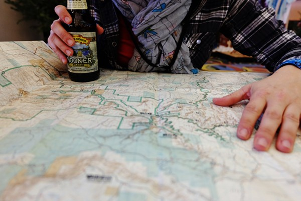 Mappy Hour. - LAURA STADE