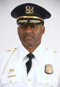 Flint Police Chief Tim Johnson.
