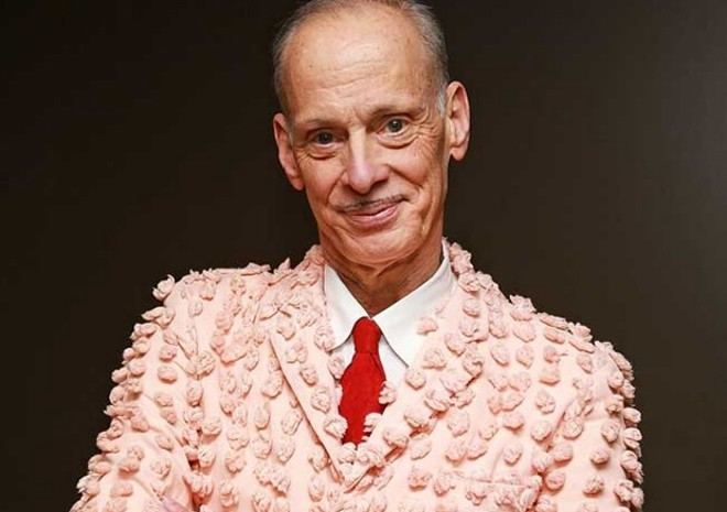 John Waters. - COURTESY PHOTO