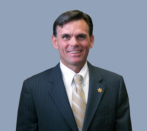 Macomb County Executive Mark Hackel. - WIKIMEDIA COMMONS