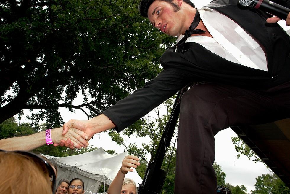 Michigan Elvisfest, July 6-7, Riverside Park, Ypsilanti. - PLAUBEL MAKINA, FLICKR