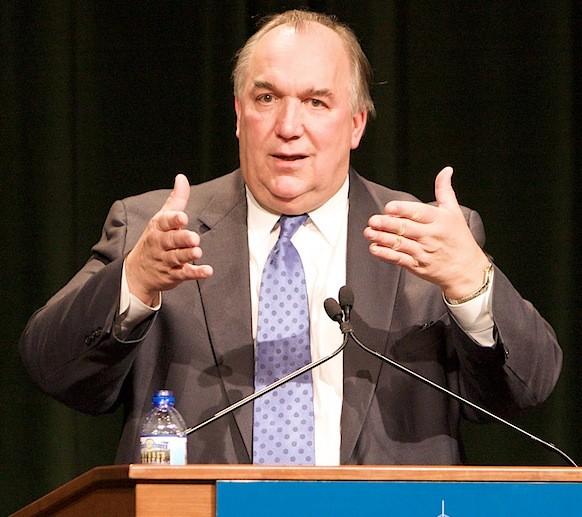 Former Michigan Governor John Engler. - WIKIPEDIA CREATIVE COMMONS