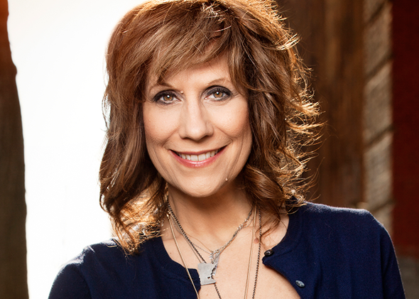 Lizz Winstead. - MINDY TUCKER