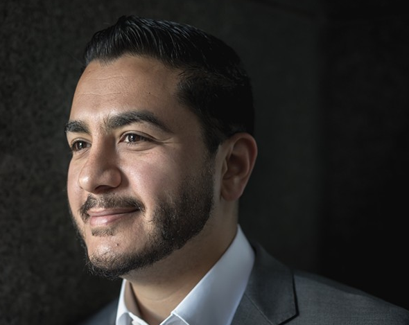 Abdul El-Sayed. - PHOTO BY JACOB LEWKOW
