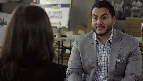 Abdul El-Sayed - VICE NEWS TONIGHT ON HBO.